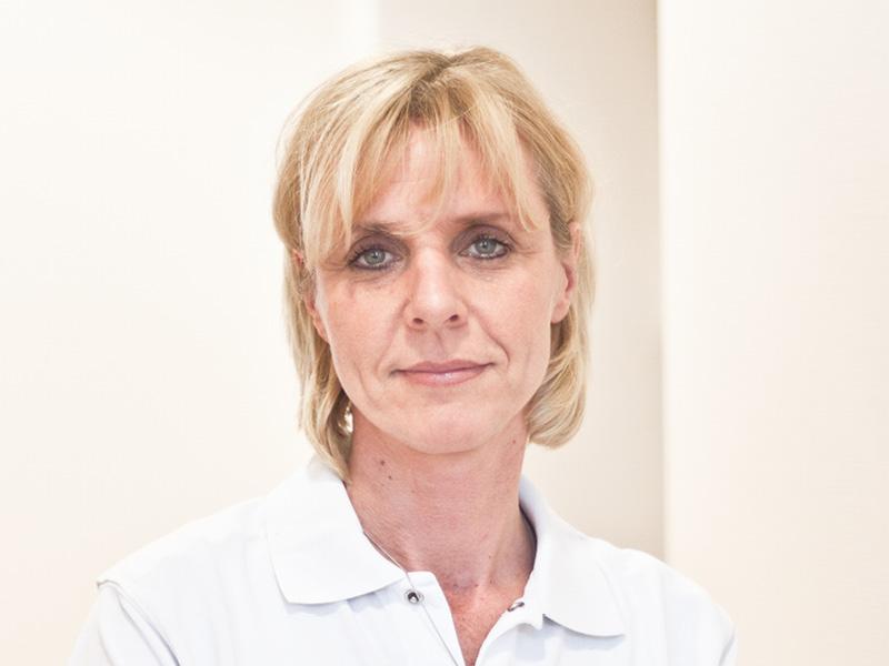 Frau Wawrzyniak - Med. Fachangestellte